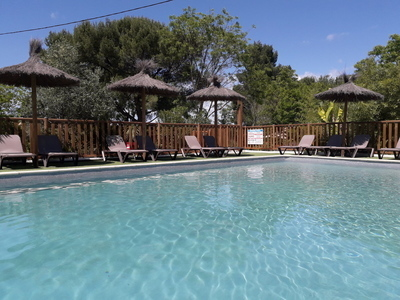 camping 3 étoiles avec piscine